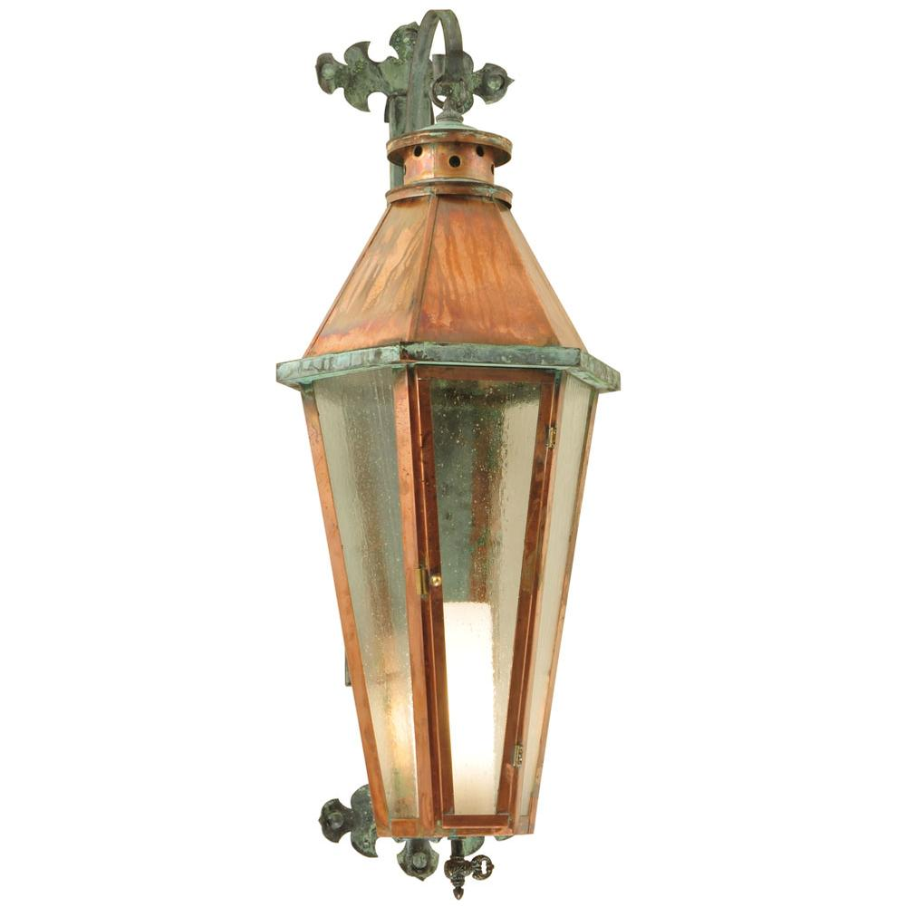 Meyda tiffany 129598 at wolff design center plumbing showrooms meyda tiffany 129598 14w millesime lantern wall sconce amipublicfo Image collections
