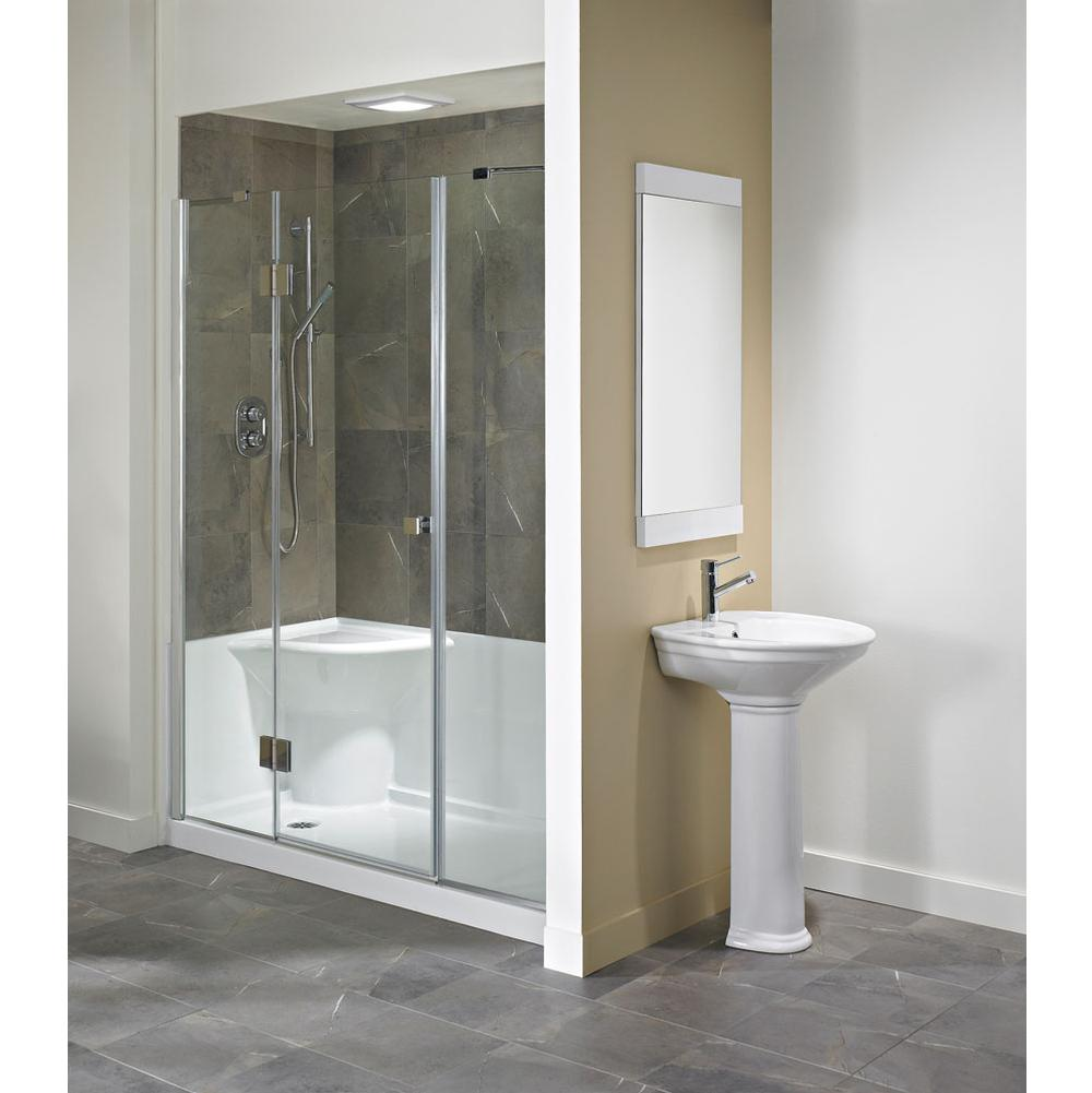 Showers Shower Bases | Wolff Design Center - Akron-Medina-Sandusky ...